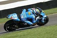 Samstag - MotoGP 2011, Indianapolis GP, Indianapolis, Bild: Suzuki