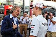 Montezemolo: Bilder seiner Karriere - Formel 1 2011, Verschiedenes, Bild: Sutton