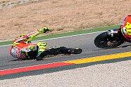 Valentino Rossi bei Ducati - MotoGP 2011, Verschiedenes, Bild: Peter Lange