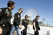 Donnerstag - Formel 1 2011, Japan GP, Suzuka, Bild: Lotus Renault