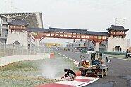 Donnerstag - Formel 1 2011, Korea GP, Yeongam, Bild: Sutton