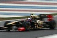 Freitag - Formel 1 2011, Korea GP, Yeongam, Bild: Lotus Renault