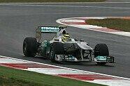 Freitag - Formel 1 2011, Korea GP, Yeongam, Bild: Mercedes GP