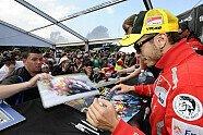 Valentino Rossi bei Ducati - MotoGP 2011, Verschiedenes, Bild: Ducati