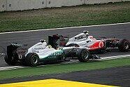 Rennen - Formel 1 2011, Korea GP, Yeongam, Bild: Sutton