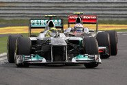 Rennen - Formel 1 2011, Korea GP, Yeongam, Bild: Mercedes GP