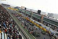 Sonntag - Formel 1 2011, Korea GP, Yeongam, Bild: Pirelli