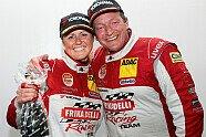 Sabine Schmitz: Bilder aus der Karriere der Nürburgring-Legende - Motorsport 2011, Verschiedenes, Bild: Jan Brucke/VLN