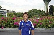 Donnerstag - MotoGP 2011, Malaysia GP, Sepang, Bild: Yamaha Factory Racing