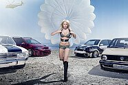 Miss Tuning Kalender 2012 - Auto 2011, Verschiedenes, Bild: Messe Friedrichshafen