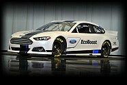 Der Sprint Cup Ford Fusion für 2013 - NASCAR 2012, Präsentationen, Bild: Ford Racing