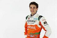 Jules Bianchi: Karriere in Bildern - Formel 1 2012, Verschiedenes, Bild: Force India