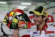 Valentino Rossi bei Ducati - MotoGP 2012, Verschiedenes, Bild: Ducati