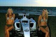 Australien GP - Girls - Formel 1 2002, Verschiedenes, Bild: Sutton