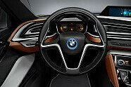 BMW i8 Concept Spyder - Auto 2012, Verschiedenes, Bild: BMW AG