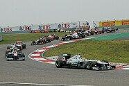Die besten Bilder 2012: Mercedes - Formel 1 2012, Verschiedenes, Bild: Pirelli