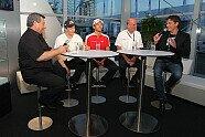 Backstage - DTM 2012, Hockenheim I, Hockenheim, Bild: Audi