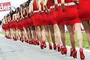 Barcelona 2018: Zeitreise mit den schönsten Grid Girls aus Spanien - Formel 1 2012, Verschiedenes, Spanien GP, Barcelona, Bild: Sutton