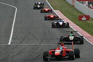 1. & 2. Lauf - GP3 2012, Barcelona, Barcelona, Bild: Sutton