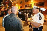 Bomben-Alarm im Fahrerlager - Formel 1 2012, Verschiedenes, Monaco GP, Monaco, Bild: Sutton