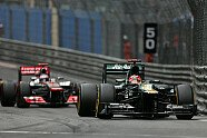 Rennen - Formel 1 2012, Monaco GP, Monaco, Bild: Sutton