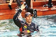 Mark Webbers schönste Momente - Formel 1 2012, Verschiedenes, Bild: Sutton