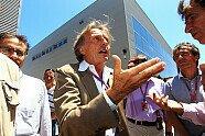 Montezemolo: Bilder seiner Karriere - Formel 1 2012, Verschiedenes, Bild: Sutton
