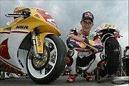 Donnerstag - MotoGP 2012, Deutschland GP, Hohenstein-Ernstthal, Bild: LCR Honda