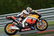 Samstag - MotoGP 2012, Deutschland GP, Hohenstein-Ernstthal, Bild: Bridgestone