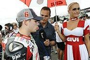 Girls - MotoGP 2012, Deutschland GP, Hohenstein-Ernstthal, Bild: Bridgestone