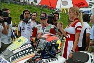 Girls - MotoGP 2012, Deutschland GP, Hohenstein-Ernstthal, Bild: LCR Honda