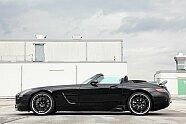 Mercedes-Benz SLS Roadster - Auto 2012, Verschiedenes, Bild: Jordi Miranda