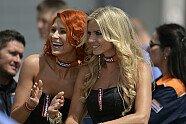 Girls - MotoGP 2012, Deutschland GP, Hohenstein-Ernstthal, Bild: Milagro