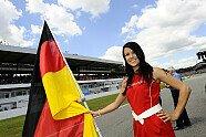 Deutschland GP: Zeitreise mit den hübschesten Girls unseres Heimrennens - Formel 1 2012, Verschiedenes, Deutschland GP, Hockenheim, Bild: Sutton