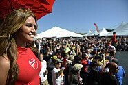Girls - MotoGP 2012, USA GP, Monterey, Bild: Ducati