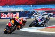 Sonntag - MotoGP 2012, USA GP, Monterey, Bild: Red Bull/GEPA