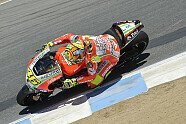 Sonntag - MotoGP 2012, USA GP, Monterey, Bild: Ducati