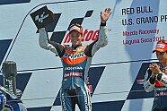 Sonntag - MotoGP 2012, USA GP, Monterey, Bild: Repsol Honda