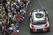 8. Lauf - WRC 2012, Rallye Finnland, Jyväskylä, Bild: Citroen