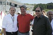 Hans-Joachim Stuck feiert 70. Geburtstag: Bilder seiner Karriere - Formel 1 2012, Verschiedenes, Bild: ADAC GT Masters