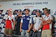 Donnerstag - MotoGP 2012, Indianapolis GP, Indianapolis, Bild: LCR Honda