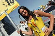 DTM Grid Girls: Die schönsten Post-Mädels 2008-2019 - DTM 2012, Verschiedenes, Bild: RACE-PRESS