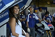 Girls - MotoGP 2012, Indianapolis GP, Indianapolis, Bild: Yamaha Factory Racing