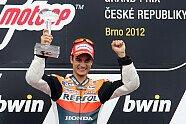 Sonntag - MotoGP 2012, Tschechien GP, Brünn, Bild: Repsol Honda