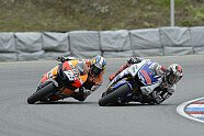 Sonntag - MotoGP 2012, Tschechien GP, Brünn, Bild: Yamaha Factory Racing