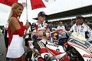 Girls - MotoGP 2012, Tschechien GP, Brünn, Bild: Honda