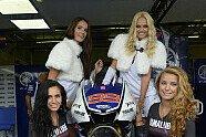 Girls - MotoGP 2012, Tschechien GP, Brünn, Bild: Milagro