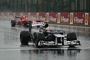 Freitag - Formel 1 2012, Belgien GP, Spa-Francorchamps, Bild: Sutton