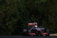 Samstag - Formel 1 2012, Belgien GP, Spa-Francorchamps, Bild: Sutton