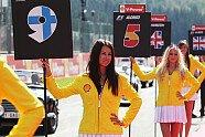 Girls - Formel 1 2012, Belgien GP, Spa-Francorchamps, Bild: Sutton